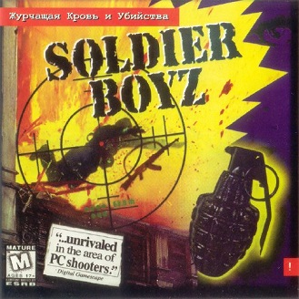 soldier boyz game SMALL