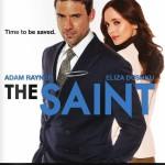 The Saint MIPTV promotional image poster Adam Rayner Eliza Dushku TV series pilot