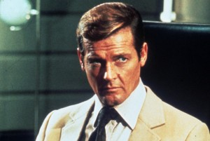 Photo Credit: Photo by SNAP/REX/Shutterstock (390903jg) 'Live and Let Die' - Roger Moore - 1973